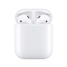 Originální Apple AirPods (2019) s bezdrátovým nabíjecím pouzdrem MRXJ2ZM/A