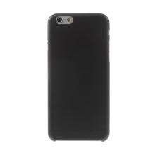 Ultra tenký plastový kryt pro Apple iPhone 6 (tl. 0,3mm) - matný - černý