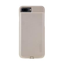 Kryt NILLKIN pro bezdrátové nabíjení Apple iPhone 7 Plus - plastový - zlatý