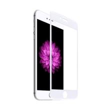 Tvrzené sklo HOCO (Tempered Glass) pro Apple iPhone 6 / 6S - Anti-blue-ray - vroubkovaný rámeček bílý - 0,3mm