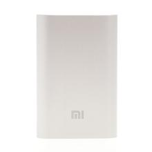 Externí baterie / power bank XIAOMI NDY-02-AN 10000mAh (5.1V, 2.1A max.) - stříbrná