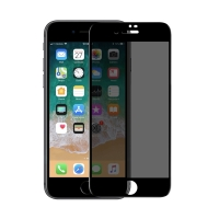 Tvrzené sklo (Tempered Glass) Nillkin 3D AP+ Max pro Apple iPhone 7 Plus / 8 Plus - anti-spy / privacy - černé - 0,33mm