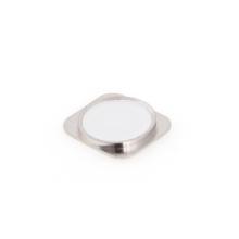 Tlačítko Home Button ve stylu 5S pro Apple iPhone 5 / 5C - stříbrno-bílé