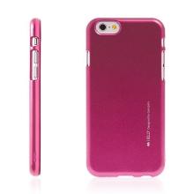 Kryt Mercury iJelly pro Apple iPhone 6 / 6S gumový růžový