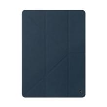 Pouzdro BASEUS pro Apple iPad Pro 12,9 - variabilní stojánek a funkce chytrého uspání - modré