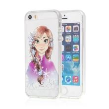 Kryt pro Apple iPhone 5 / 5S / SE - Anna - gumový