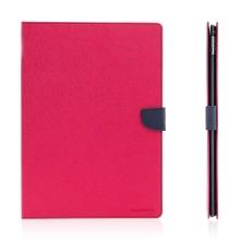 Pouzdro MERCURY Fancy Diary pro Apple iPad Pro 12,9 - stojánek a prostor na doklady - růžové / modré