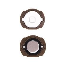 Tlačítko Home Button pro Apple iPod touch 4.gen. - bílé - kvalita A+