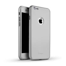 Kryt IPAKY pro Apple iPhone 6 / 6S - celotělový - plastový - šedý