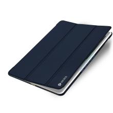 Pouzdro DUX DUCIS pro Apple iPad mini 4 / mini 5 - funkce chytrého uspání + stojánek - modré