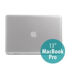 Tenký ochranný plastový obal pro Apple MacBook Pro 13 (model A1278) - lesklý - průhledný