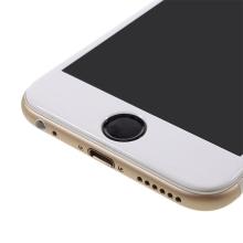 Samolepka na tlačítko Home Button Apple iPhone / iPad - podpora / zachování funkce Touch ID - černá