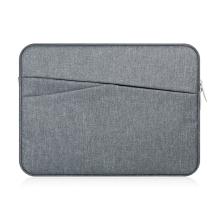 """Pouzdro / obal pro Apple MacBook Pro / Pro Retina 15"""" - látkové - šedé"""