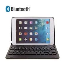 Klávesnice Bluetooth 3.0 s krytem pro Apple iPad mini / mini 2 / mini 3 - černá