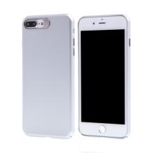 Kryt pro Apple iPhone 7 Plus / 8 Plus - plastový - stříbrný