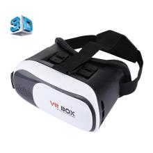 Virtuální brýle VR BOX 3D - černé
