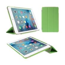 Pouzdro / kryt + Smart Cover pro Apple iPad mini 4 - zelené