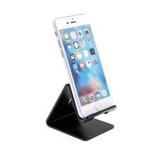 Stojánek HOCO pro Apple iPhone - hliníkový - černý