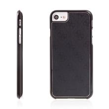 Kryt GUESS 4G Aluminium pro Apple iPhone 7 / 8 - černý