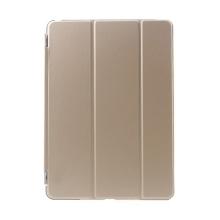 Ochranné pouzdro s odnímatelným Smart Coverem pro Apple iPad Air 2 - matné - zlaté