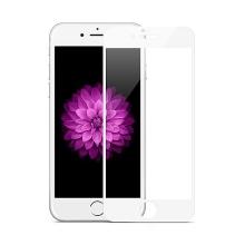 Odolné tvrzené sklo HOCO (Tempered Glass) na přední část Apple iPhone 6 Plus / 6S Plus - Anti-blue-ray - bílé - 0,25mm + zadní f