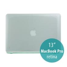 Tenký ochranný plastový obal pro Apple MacBook Pro 13 Retina (model A1425, A1502) - lesklý - zelený