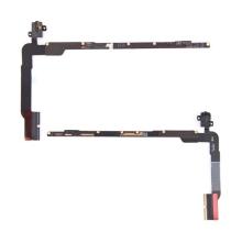 Flex kabel + audio konektor jack a logická deska pro Apple iPad 3. / 4.gen. (WiFi + 4G verze) - kvalita A+