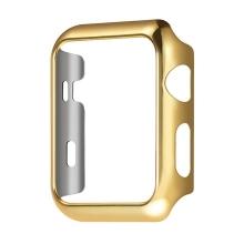 Kryt / rámeček / bumper HOCO Defender pro Apple Watch 42mm series 2 - plastový - zlatý