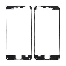 Plastový fixační rámeček pro přední panel (touch screen) Apple iPhone 6 Plus - černý - kvalita A
