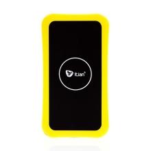 Bezdrátová nabíječka / nabíjecí podložka Qi ITIAN - žlutá