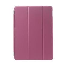 Ochranné pouzdro s odnímatelným Smart Coverem pro Apple iPad Air 2 - matné - růžové