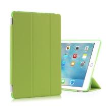 Pouzdro + odnímatelný Smart Cover pro Apple iPad Pro 9,7 - zelené