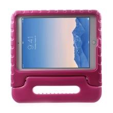 Ochranné pěnové pouzdro pro děti na Apple iPad Air 2 s rukojetí / stojánkem - růžové