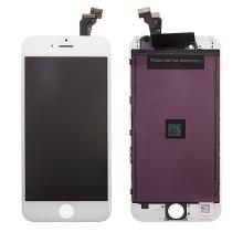 LCD panel + dotykové sklo (touch screen digitizér) pro Apple iPhone 6 - bílý - kvalita A