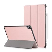 """Pouzdro / kryt pro Apple iPad Pro 11"""" (2018) - funkce chytrého uspání + stojánek - Rose Gold"""