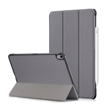 """Pouzdro / kryt pro Apple iPad Pro 11"""" (2018) - funkce chytrého uspání + stojánek - šedé"""