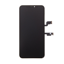OLED panel + dotykové sklo (touch screen digitizér) pro Apple iPhone Xs Max - černý - kvalita A