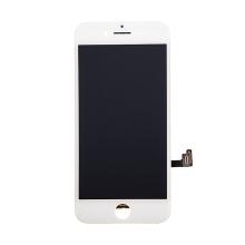 LCD panel + dotykové sklo (touch screen digitizér) pro Apple iPhone 8 Plus - bílý - kvalita A