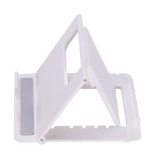 Stojánek pro Apple iPhone - skládací - plastový - bílý