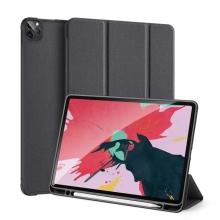 "Pouzdro DUX DUCIS Domo pro Apple iPad Pro 11"" (2018) / 11"" (2020) - stojánek - černé"
