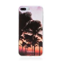 Kryt BABACO pro Apple iPhone 7 Plus / 8 Plus - gumový - paradise