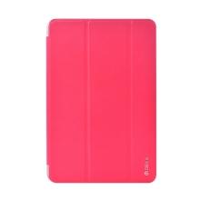 Pouzdro DEVIA pro Apple iPad mini 4 / mini 5 - funkce chytrého uspání + stojánek - růžové
