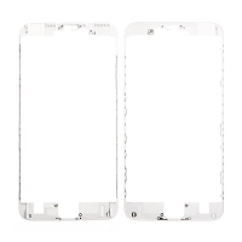 Plastový fixační rámeček pro přední panel (touch screen) Apple iPhone 6S Plus - bílý - kvalita A