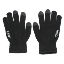 Rukavice IGLOVE pro ovládání dotykových zařízení - černé