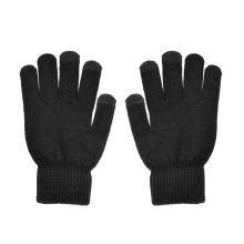 Rukavice pro ovládání dotykových zařízení - dámské - černé