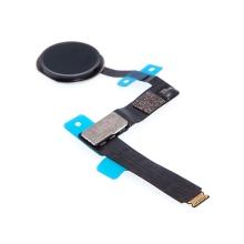 """Obvod tlačítka Home Button + připojovací flex + tlačítko Home Button pro Apple iPad Pro 9,7"""" - černé - kvalita A+"""