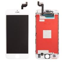 LCD panel + dotykové sklo (touch screen digitizér) pro Apple iPhone 6S - bílý - kvalita A