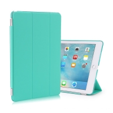 Pouzdro + odnímatelný Smart Cover pro Apple iPad Pro 9,7 - tyrkysové