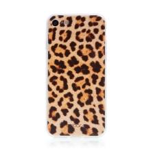 Kryt BABACO pro Apple iPhone 7 / 8 / SE (2020) - gumový - leopardí vzor