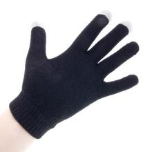 Rukavice pro ovládání dotykových zařízení - černé